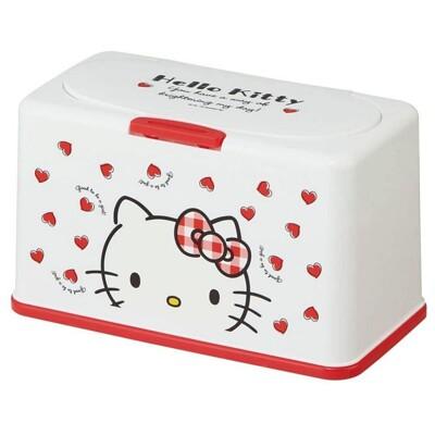 三麗鷗 凱蒂貓 HELLO KITTY 面紙收納盒 面紙盒 473548 (6.3折)