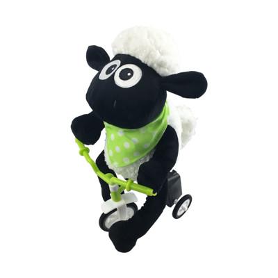 Shaun the Sheep 笑笑羊騎腳踏車玩偶 (7.7折)