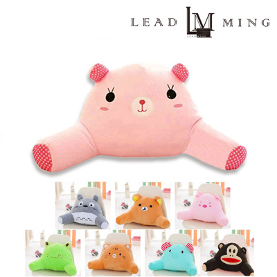 【LEADMING 】 可愛造型腰靠枕 (多種款式)