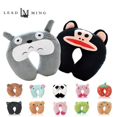 【LEADMING 】 可愛造型頸枕 (多種款式) (5.5折)