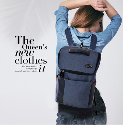 【Leadming】 品牌後背包 電腦包-Fashion Top (四色任選) (3.9折)