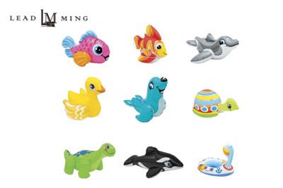 INTEX-動物造型戲水充氣玩具58590NP (2折)