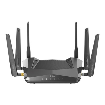 D-Link DIR-X5460 AX5400 WiFi 6 無線路由 (9.4折)