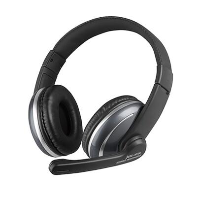 jazz-ub700 (黑)usb頭戴式耳機麥克風 (9折)