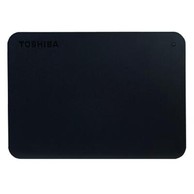 """TOSHIBA 2.5""""1TB A3黑 行動硬碟 (9.4折)"""