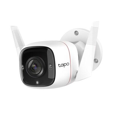 TP-LINK Tapo C310 戶外無線WIFI網路攝影機 (9.3折)