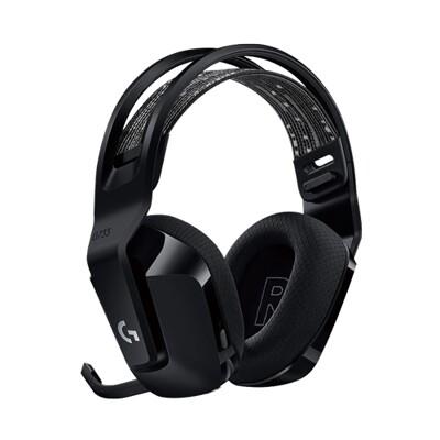 羅技 G733 無線RGB炫光電競耳麥-黑 (9.9折)