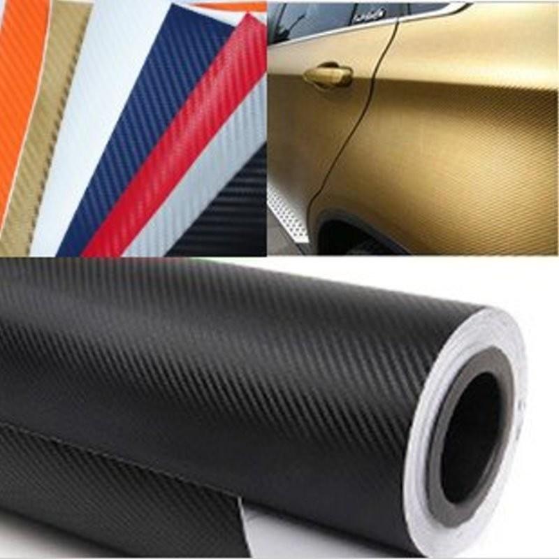 3d立體紋路碳纖維貼紙 30*152cm