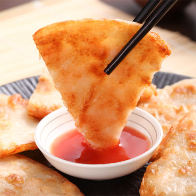 快樂大廚 黃金月亮蝦餅(附醬) (3.1折)