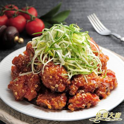 快樂大廚 韓式歐巴料理 韓式辣炒雞腿 (2.4折)
