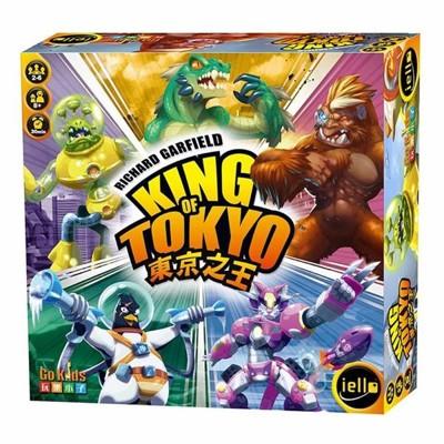 東京之王 King of Tokyo 2016新版 繁體中文版 (9.2折)