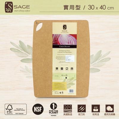 SAGE抗菌木砧板-實用型 (30x40) (8.9折)