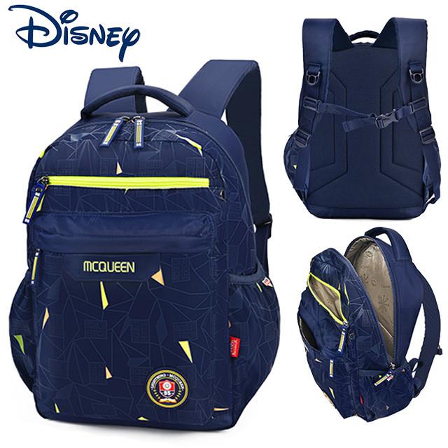 star baby迪士尼正品 1-3年級適用 小歐巴帥氣輕量/護脊/防潑水 小學生書包