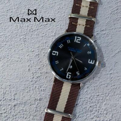 maxmax 簡約設計日期顯示腕錶 mas7008-1 (2.5折)