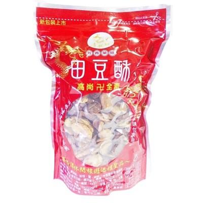 彰化老字號【青龍牌】芳香藥膳田豆酥(蠶豆酥) 350g (7.5折)