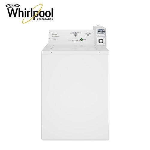 whirlpool 惠而浦 9公斤 商用投幣 直立式洗衣機 cae2765fq