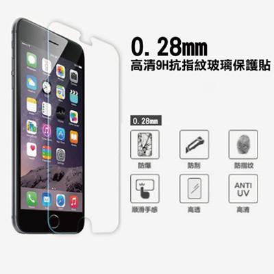 高清9H抗指紋防爆玻璃保護貼/HTC/Samsung/MIUI/LG (0.8折)