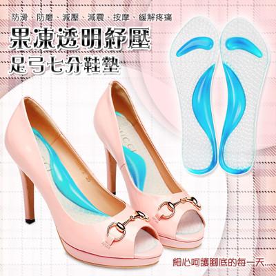 果凍紓壓弓足鞋墊 (2.5折)