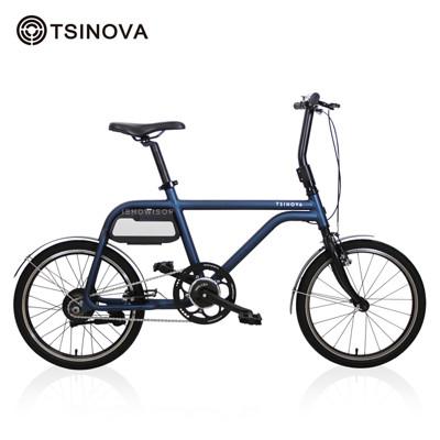 ISHOW網 TSINOVA TS01 ONE 20吋 智慧型電動輔助自行車 小徑車 電輔車 電單車 (8.4折)