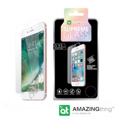 AmazingThing Apple iPhone 7 Plus 透明強化玻璃保護貼 (6折)