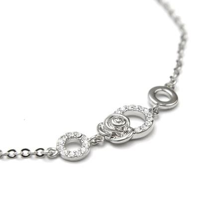 【CLUE】玫瑰花 手環 (6.6折)