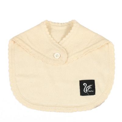 天然有機棉無染口水巾 (7.3折)
