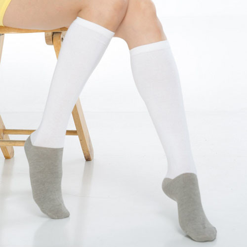 keroppa可諾帕流行細針超彈性中統襪*2雙c92001-b