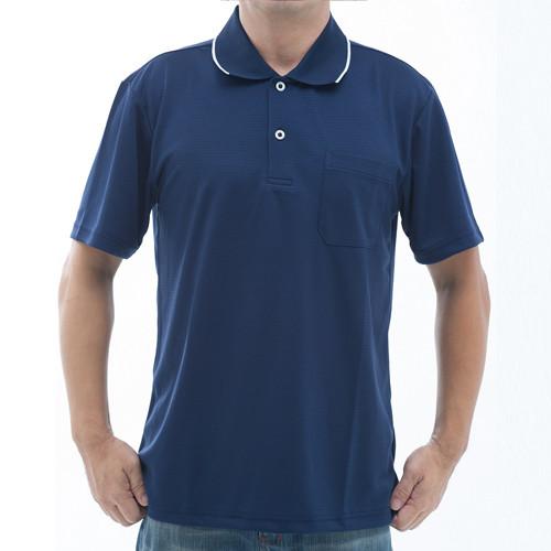 sain sou台灣製吸濕排汗速乾短袖polo衫t26536-02
