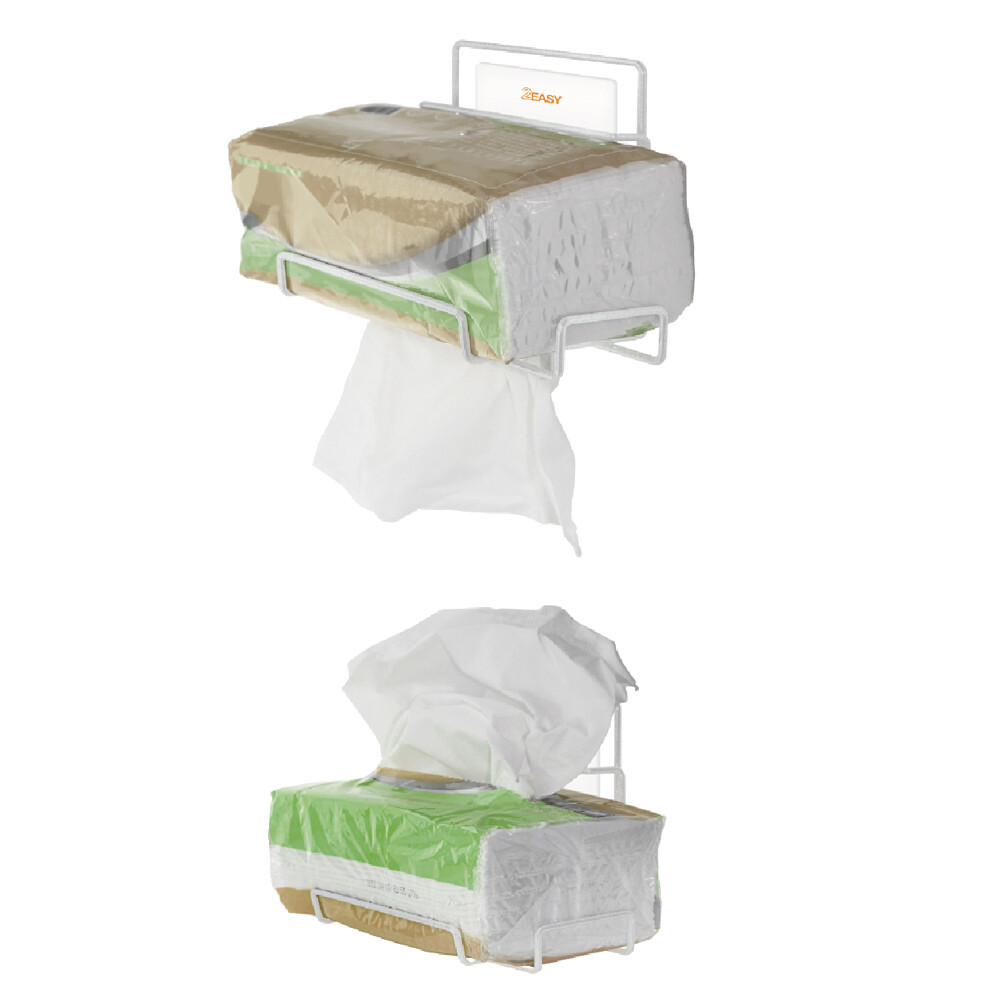 2easy 台製無痕掛鉤鐵架收納系列 衛生紙架