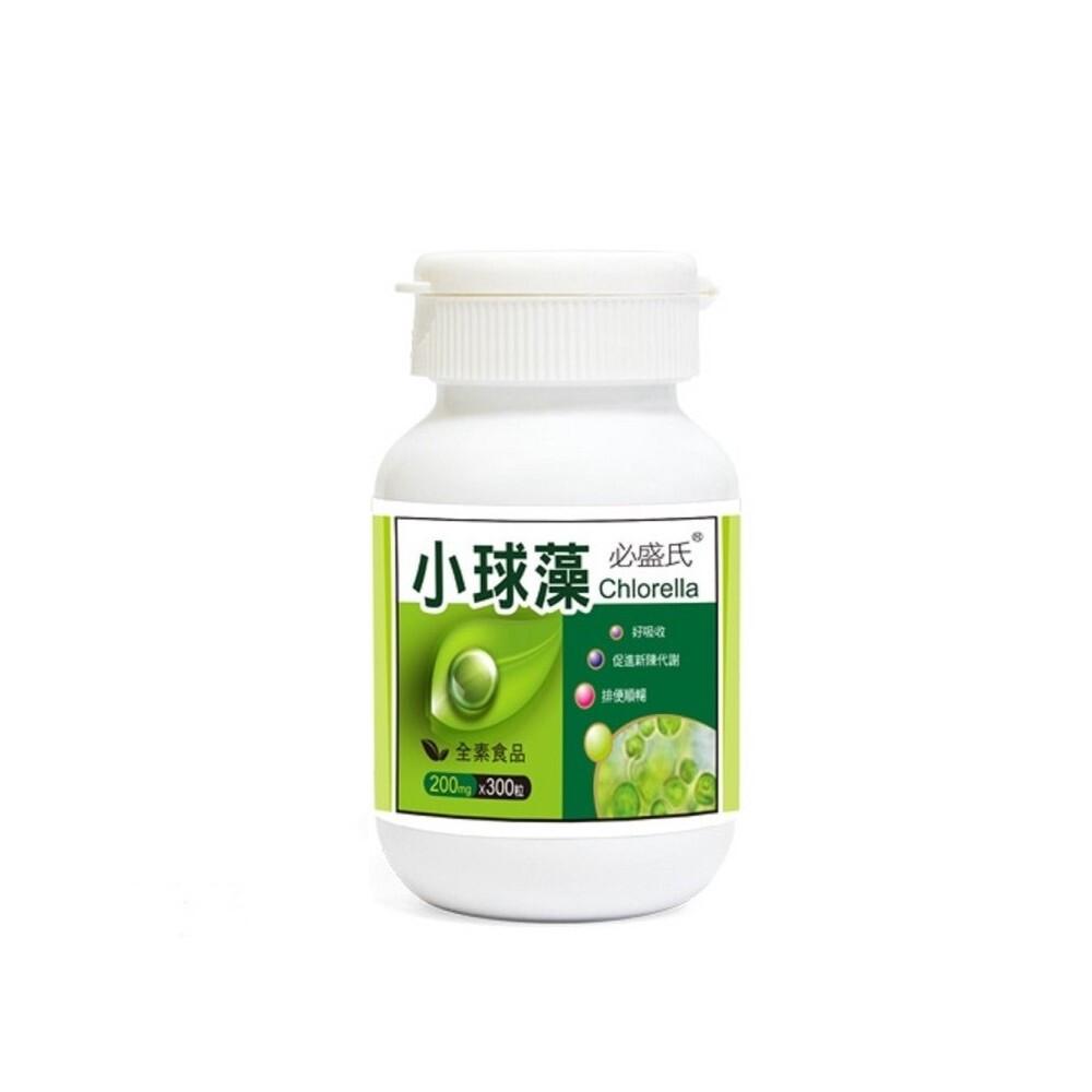 草本之家-小球藻/綠藻300粒x1瓶