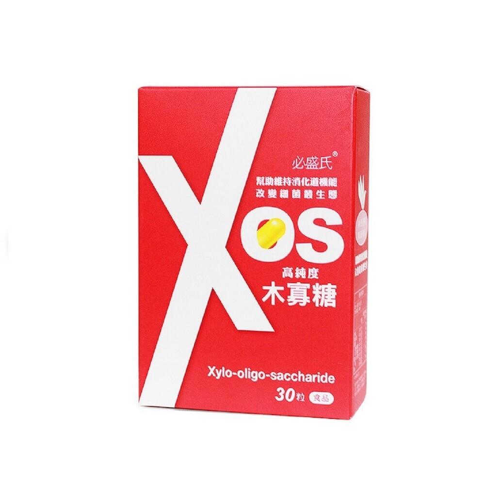 草本之家-木寡糖xos30粒x1盒