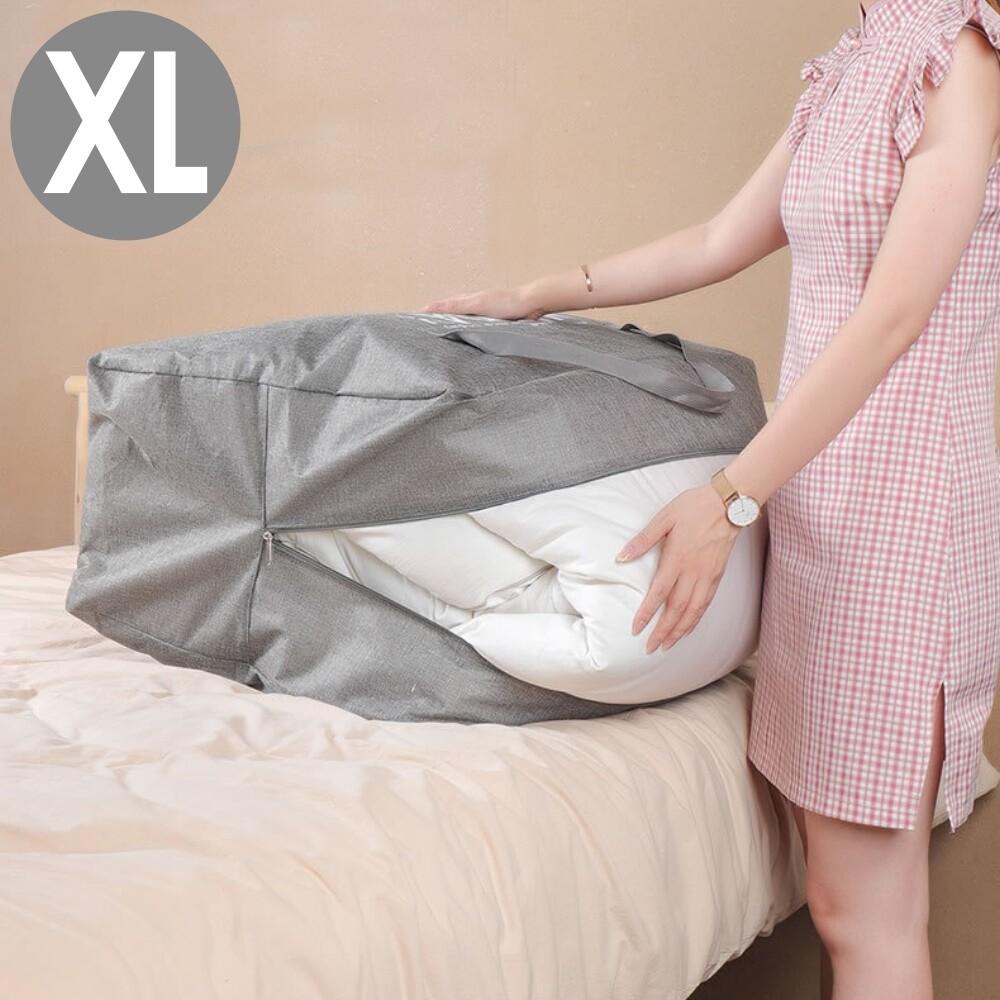[全店滿499免運]weekeight耐磨耐用棉被袋/衣物收納袋/搬家袋(xl號) hbs104