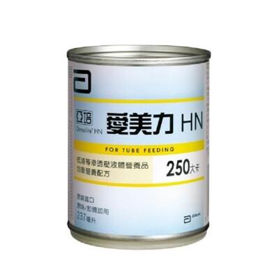 亞培愛美力hn低渣等滲透壓液體營養品237mlx24罐 (6.3折)