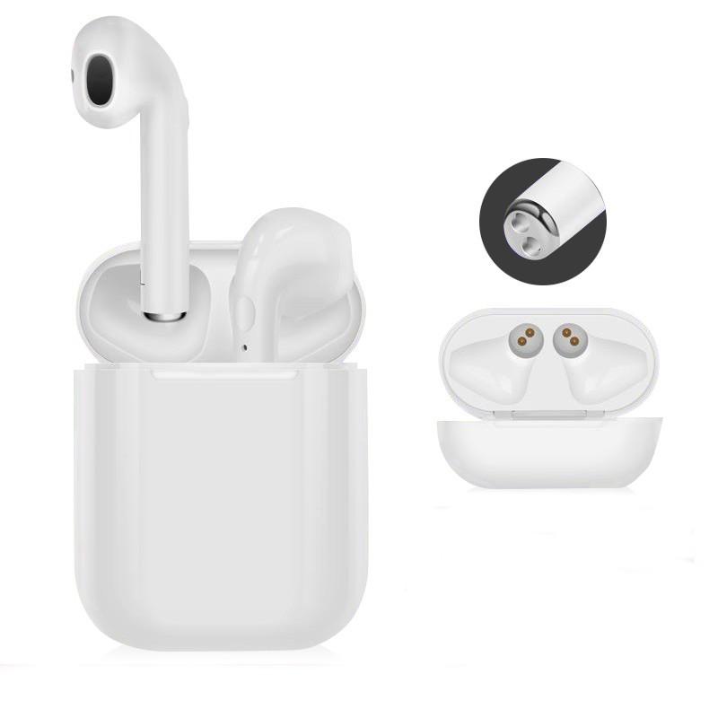 i9s中文版+彈窗 真無線雙耳通話藍芽耳機 適用安卓/蘋果等藍芽裝置 藍牙耳機 無線耳機