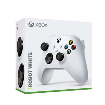 Xbox Serie 無線控制器 冰雪白 Robot White (支援Series X/S) (10折)
