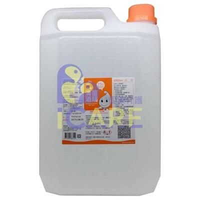 生發 清菌酒精 75% 4000ml/瓶 (6.2折)
