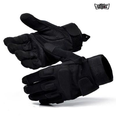 天脈傲龍 黑鷹部隊全指手套 防護防滑設計1入 (10折)