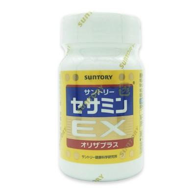 suntory三得利芝麻明ex 台灣公司貨(90顆/瓶) (8.2折)