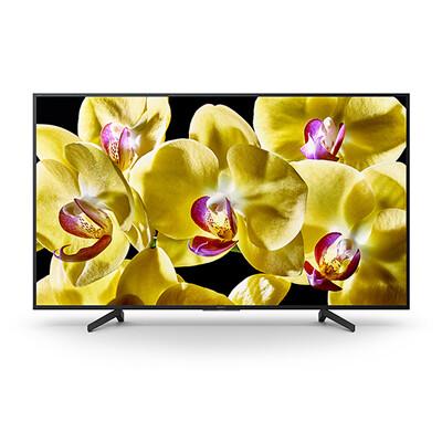 SONY 65型 4K HDR 高畫質數位液晶電視 KD-65X8000G (9折)