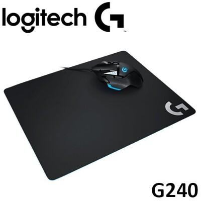 羅技 Logitech G240 布面滑鼠墊 [富廉網] (6.7折)