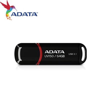 [富廉網] 威剛 ADATA UV150 64G 64GB USB3.0隨身碟 (7.8折)