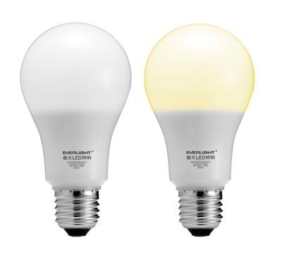 [台創星秀]億光LED-8W燈泡-黃光 (6.1折)