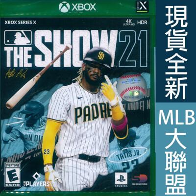 【一起玩】XBOXSX 美國職棒大聯盟 21 英文美版 MLB 21 The Show 美職 棒球 (9.5折)