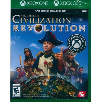 【一起玩】XBOX ONE /XBOX360 文明帝國:革新 英文美版 Sid Meier's Ci (7.8折)