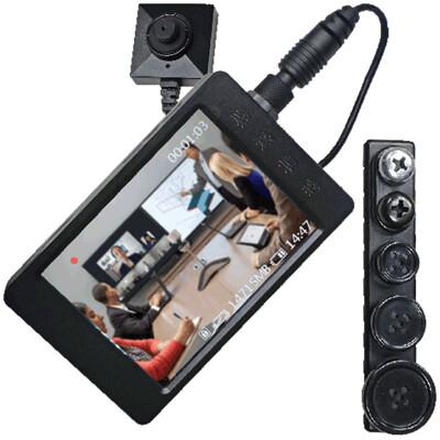 鈕釦型 螺絲型 低照度針孔攝影機 WiFi近距離監控 霸凌 祕密客 外遇家暴蒐證 H02 (8.3折)