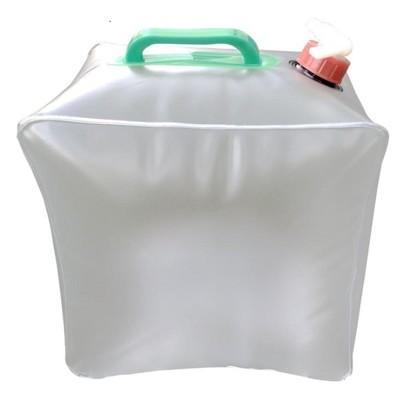 【戶外15L儲水袋】CH 戶外儲水袋可折疊水桶車載車用水袋 汽車用品釣魚桶 (3.6折)