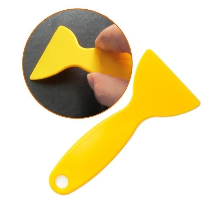艾比讚 貼膜刮刀l006耐磨 耐高溫 塑膠撬刀 貼膜刮刀 鏟刀 手機螢幕貼膜 汽車玻璃貼膜