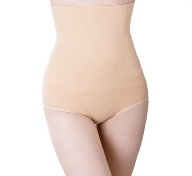 高腰塑身褲內褲ch104高腰產後無縫收腹內褲收腹褲無痕收胃提臀塑身美體褲女士塑身褲