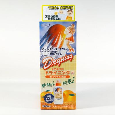 【UYEKI】日本製 植木 天然系 (中性) 乾洗衣物專用洗劑 500ml (8.6折)