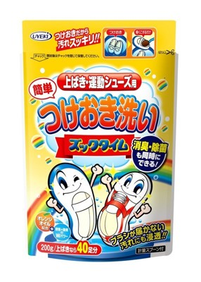 【UYEKI】日本製 植木 酵素鞋用清潔粉 200g (7折)